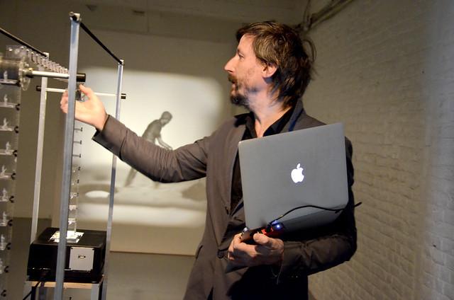 Erg 2014 : Rencontre avec Julien Maire