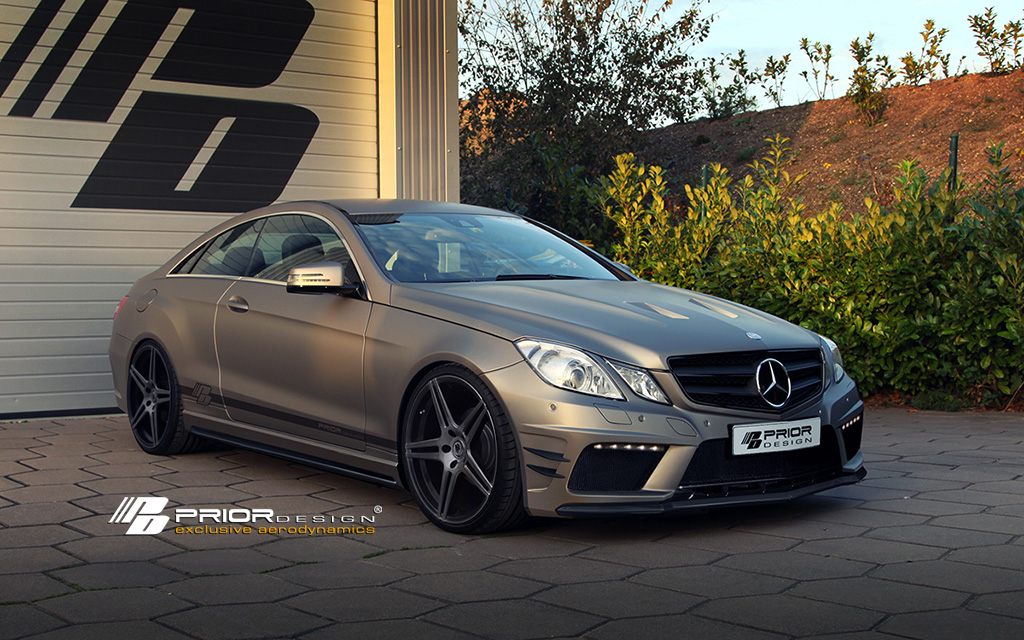 Mercedes E Class Coupe W207 Body Kit E550 E350 E63 Amg