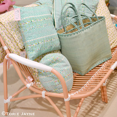 Pretty pastels from Rice DK