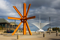The Calling (Mark di Suvero)