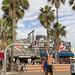 Basket callejero en Venice Beach