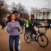 Salsa at White House with #bikedc photo crasher #igdc