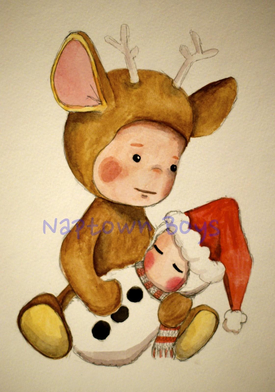 Randy, Deer Napling