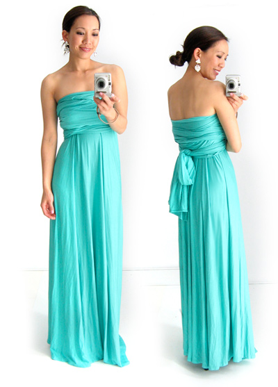 FashionJunkee Bridesmaids Dress
