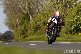 Michael Rutter. NW200 2014 North West 200