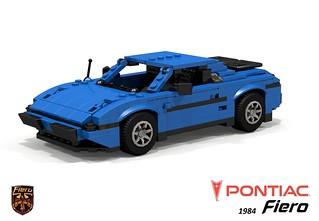 Pontiac Fiero (1984)