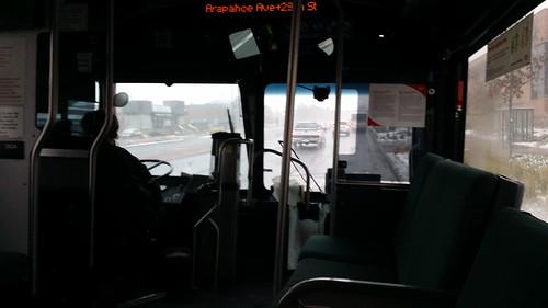 JUMP bus in Boulder