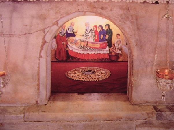 cripta de la Bari
