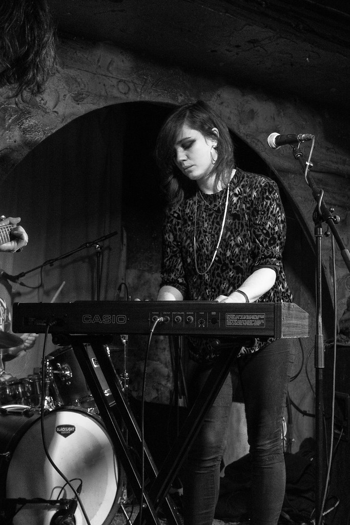 Rose Elinor Dougal at the Shacklewell Arms