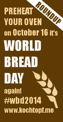 World Bread Day 2014 - Roundup