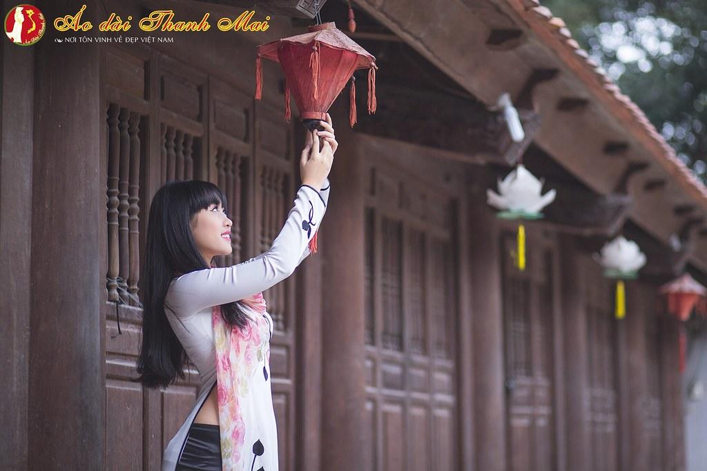 Ảnh kỷ yếu – Trần Khánh Linh – D166