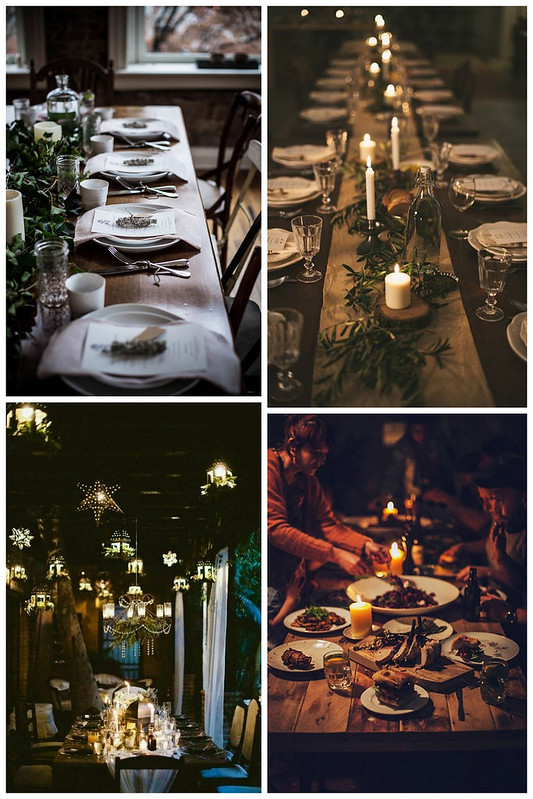 anthropologie dinner party