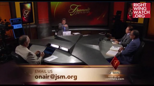 Donnie Swaggart Says That Gay Rights Activists Would Love To Behead Christians