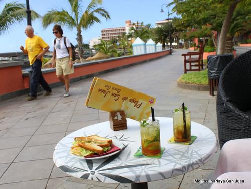 Mojitos Playa San Juan