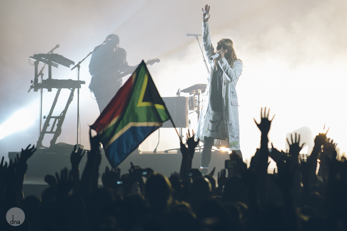 30 Seconds To Mars 23 November 2014 Grand West Casino Cape Town South Africa MMM Mobile Media Mob Big Concerts shot by dna photographers Desmond Louw & Antonia Heil 30