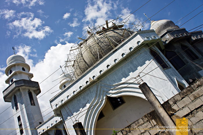 An Unfinished Mosque in Sulu