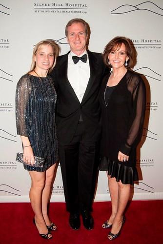 Kelly Mulderry, Ted Murphy, Marci Murphy==.2014 SILVER HILL HOSPITAL Gala Honoring JOHN SILVERMAN and DEANN MURPHY==.Cipriani 42nd St., NYC==.November 19, 2014==.©Patrick McMullan==.Photo-JONATHON ZIEGLER/PatrickMcMullan.com==.==