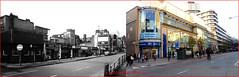 Tottenham Court Road`Late Sixties-2014