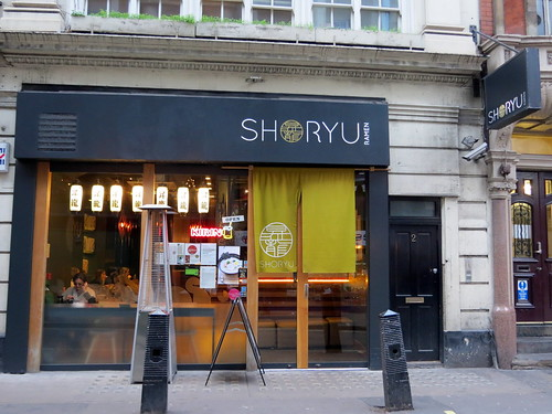 Shoryu, London
