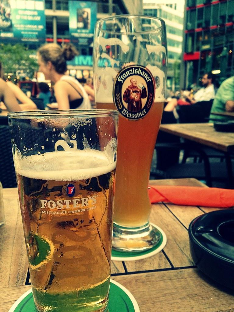 Around Berlin (16) Potsdamer Platz