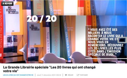 14l12 20 Libros que cambiaron la vida