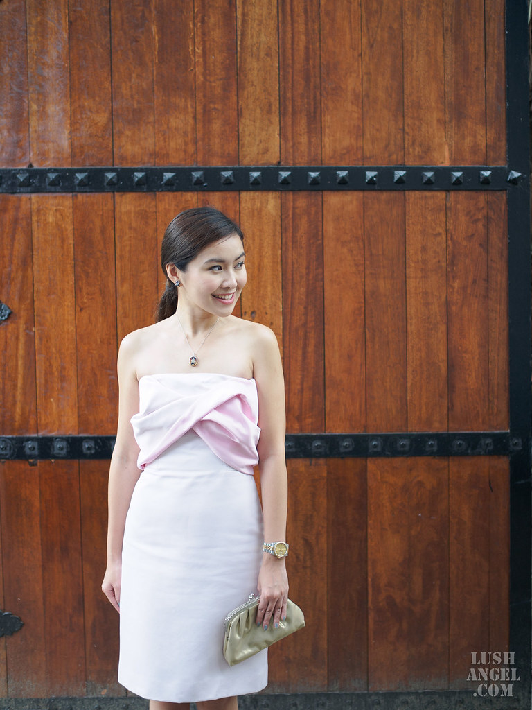 joey-samson-short-dress
