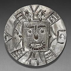 Pablo Picasso medal