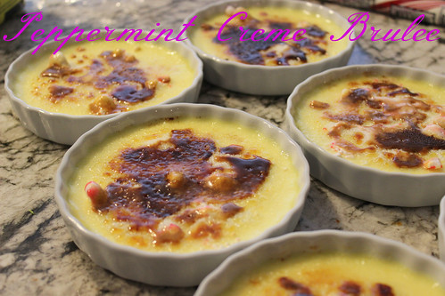 creme brulee recipe as a general outline peppermint creme brulee