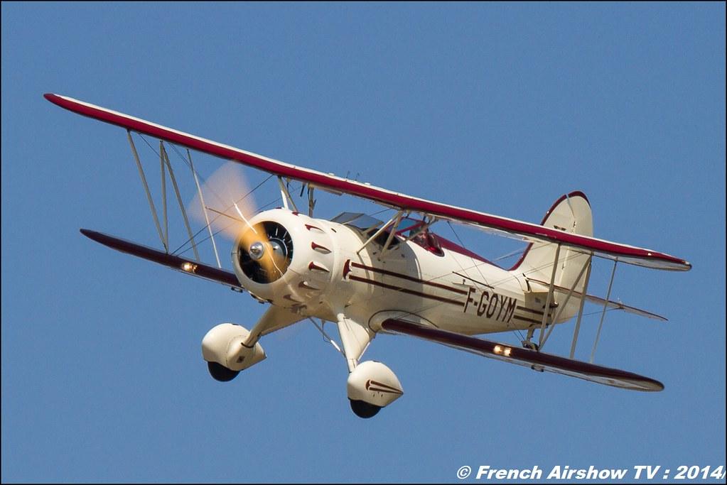 Waco , F-GOYM, Meeting des 60 ans de l'ALAT,Aviation légère de l'armée de Terre (ALAT), Cannet des Maures