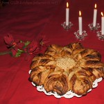 BBB brioche flower (housed on flickr)