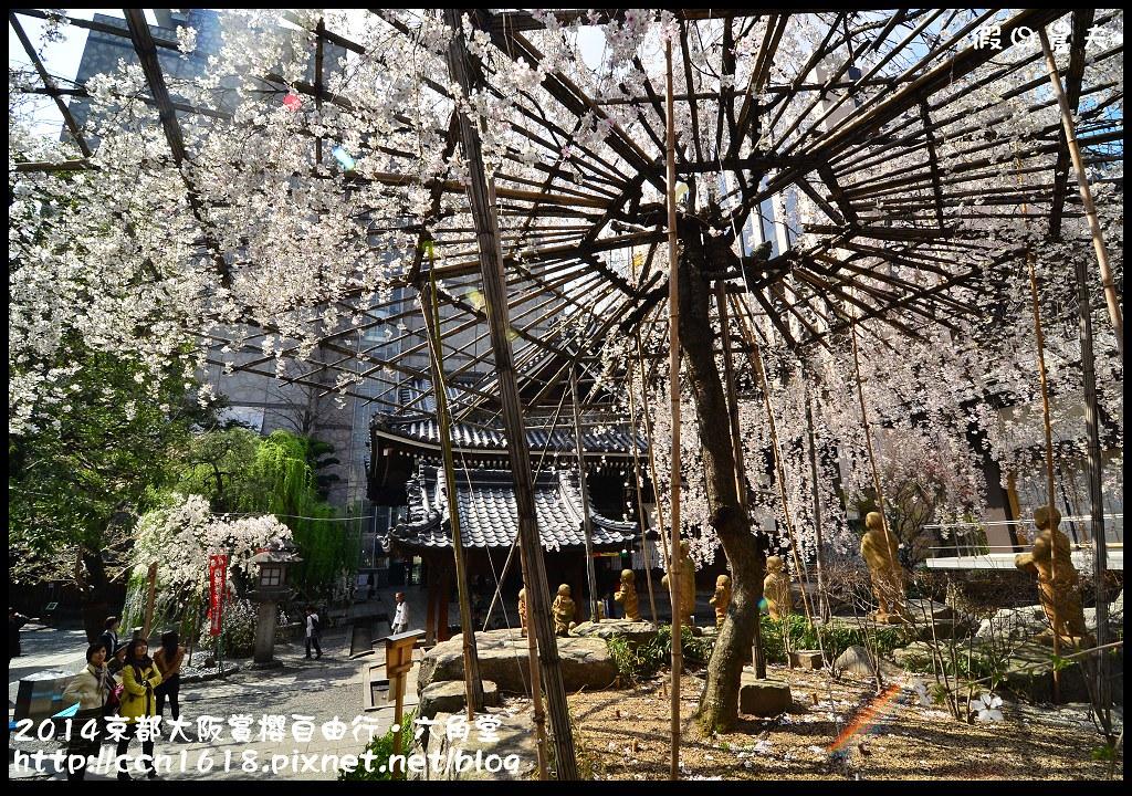 2014京都大阪賞櫻自由行.六角堂DSC_0364