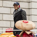 Cole Swindell at Macy's Thanksgiving Day Parade