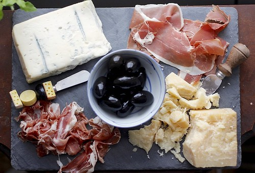 Italian Meats & Cheeses