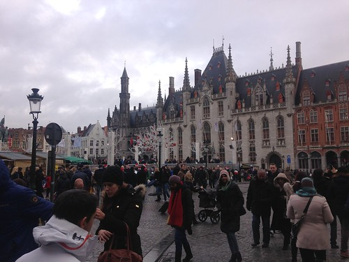 Belgium- Brussels and Bruges