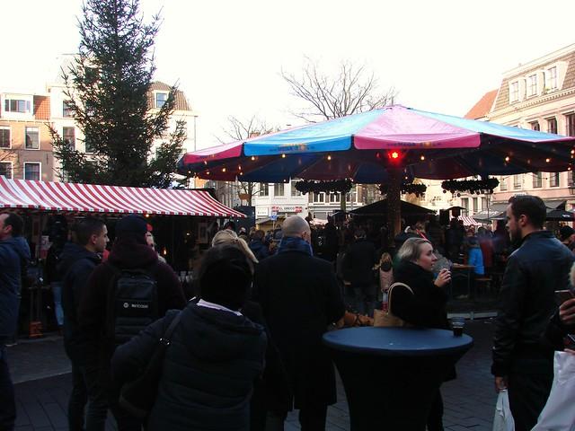 Stadhuis Kerstmarkt