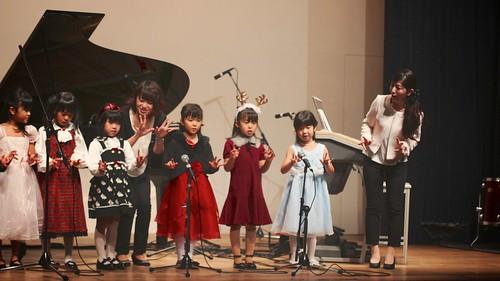 SAKURAKO - Xmas Piano Recital 2014.