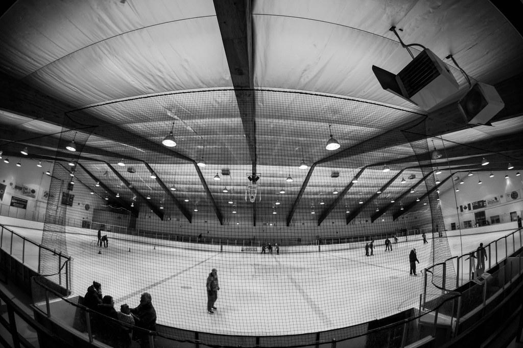 Billy Mosienko Arena