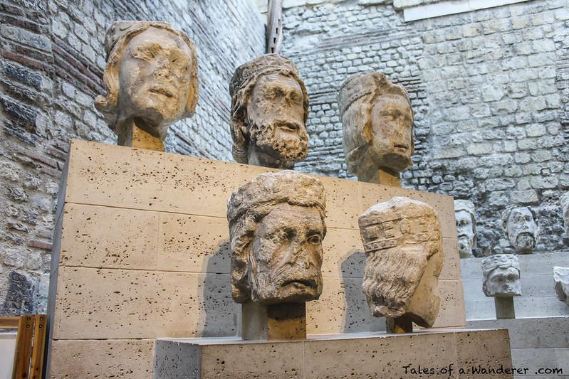 PARIS - Musée national du Moyen Âge (Thermes et hôtel de Cluny)