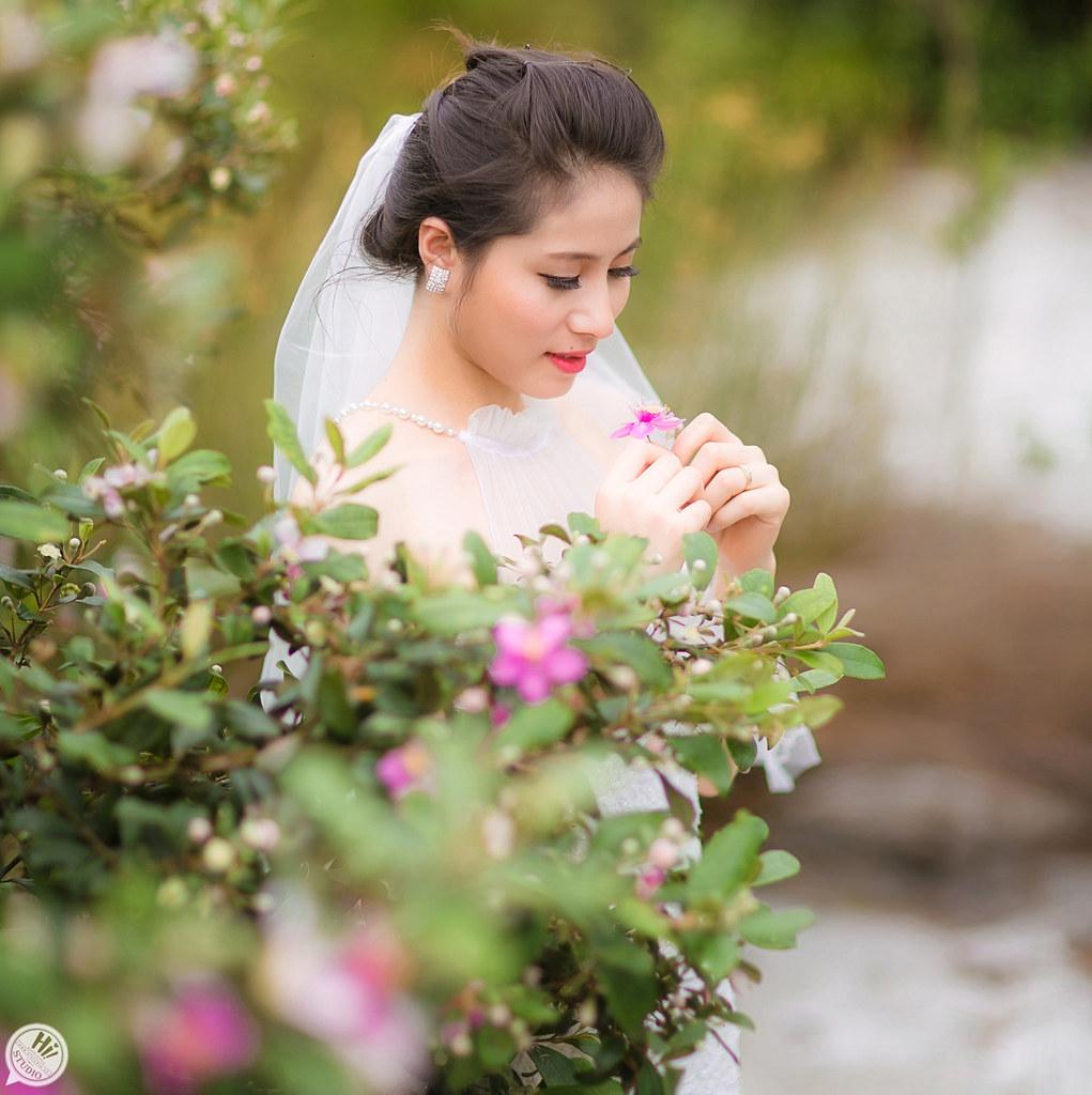 Chụp ảnh cưới đẹp tại Hi studio