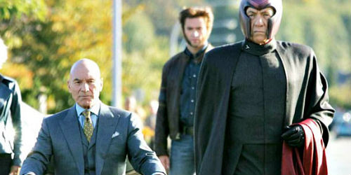 Professor X and Magneto will not appear in X-Men: Apocalypse