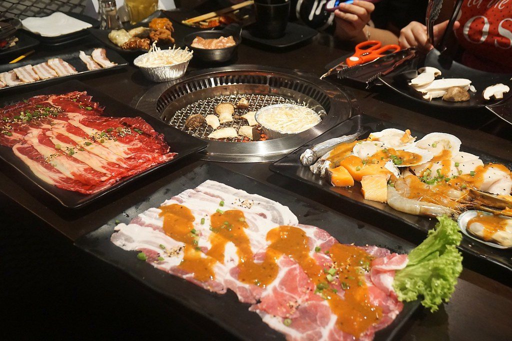 rocku yakiniku restaurant - review - japanese buffet-008