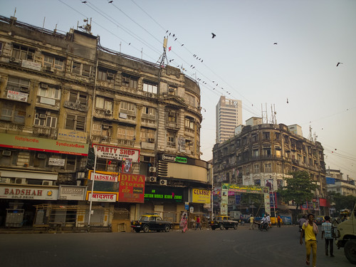 Mumbai town view 2