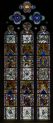 York Minster window n.XXVII (window 38)