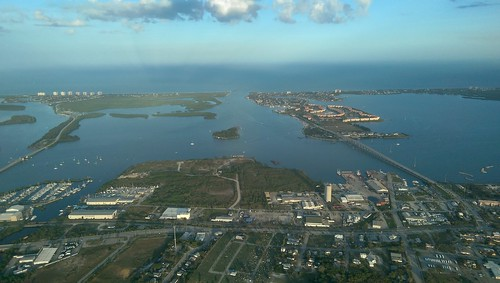 aerialphotography fortpierce aerialphoto florida outdoor landscape aerial shore coastline coast