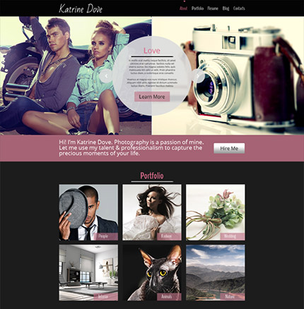 Unbelievable 30 Free Website Templates