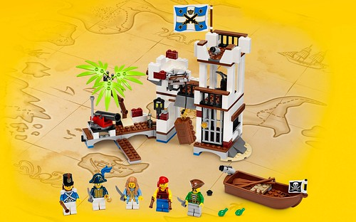 Soldiers Fort (70412)