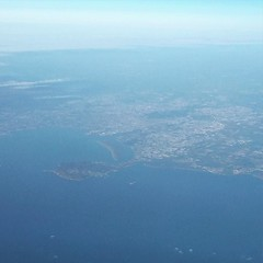 Not a bad view of Dublin this morning, it's normally covered in cloud!