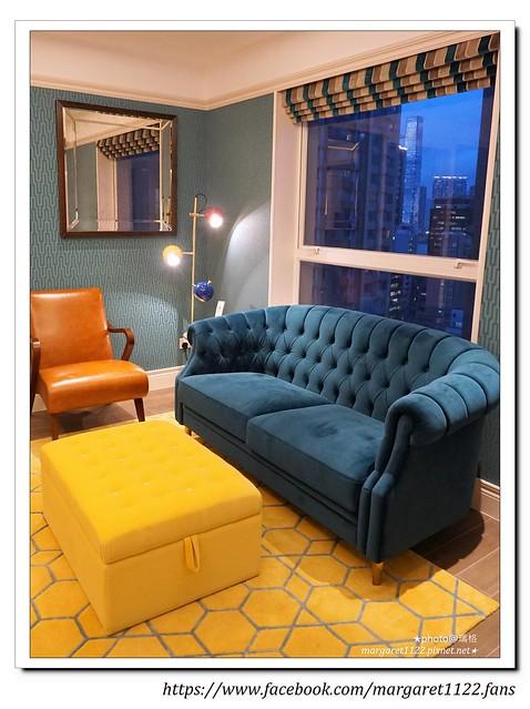 【香港飯店】中環。木的地酒店