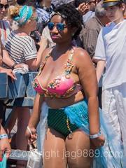 Coney Island Mermaid Parade 2016, New York City