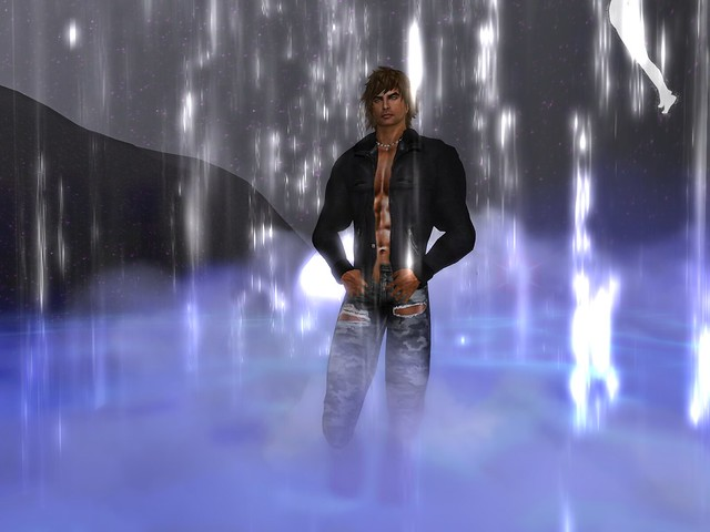 Poetry . Art and Writing on SL - Tunnel of Projection II
